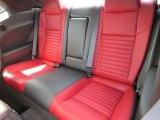 2013 Dodge Challenger R/T Redline Rear Seat