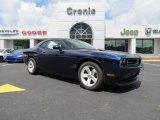 2013 Jazz Blue Pearl Dodge Challenger SXT #82969849