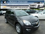 2013 Tungsten Metallic Chevrolet Equinox LT AWD #82970215