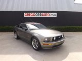 2005 Mineral Grey Metallic Ford Mustang GT Deluxe Coupe #82970037