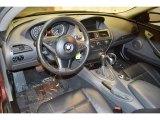 2004 BMW 6 Series Interiors