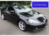 2006 Nighthawk Black Pearl Acura RSX Type S Sports Coupe #82969497