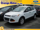 2013 Oxford White Ford Escape S #82969823
