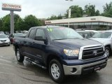 2013 Nautical Blue Metallic Toyota Tundra Double Cab 4x4 #82969901
