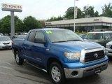 2008 Blue Streak Metallic Toyota Tundra SR5 Double Cab 4x4 #82969900