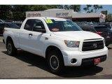 2010 Silver Sky Metallic Toyota Tundra TRD Rock Warrior Double Cab 4x4 #82969798