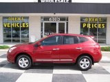 2013 Cayenne Red Nissan Rogue S Special Edition AWD #82970013