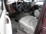 2003 GMC Savana Van Interiors