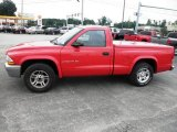 2002 Dodge Dakota SLT Regular Cab Data, Info and Specs