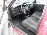 2002 Dodge Dakota Interiors