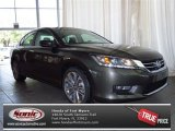 2013 Hematite Metallic Honda Accord Sport Sedan #83017063