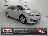 2013 Classic Silver Metallic Toyota Camry SE #83017548