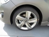 Hyundai Veloster 2013 Wheels and Tires