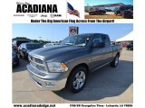 2012 Mineral Gray Metallic Dodge Ram 1500 Big Horn Quad Cab #83017248