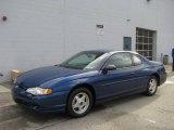 2003 Superior Blue Metallic Chevrolet Monte Carlo LS #8304340