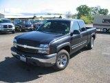2003 Dark Gray Metallic Chevrolet Silverado 1500 LS Extended Cab #8304371