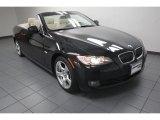 2010 Black Sapphire Metallic BMW 3 Series 328i Convertible #83017458