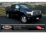 2013 Nautical Blue Metallic Toyota Tundra Limited CrewMax 4x4 #83017042