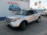 2013 Ingot Silver Metallic Ford Explorer FWD #83017143