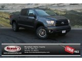 2013 Magnetic Gray Metallic Toyota Tundra TRD Rock Warrior CrewMax 4x4 #83017040