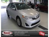 2013 Classic Silver Metallic Toyota Camry LE #83017524