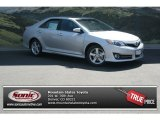 2013 Classic Silver Metallic Toyota Camry SE #83017026