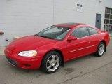 2001 Chrysler Sebring Indy Red
