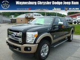 2012 Black Ford F250 Super Duty King Ranch Crew Cab 4x4 #83017325