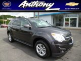 2013 Tungsten Metallic Chevrolet Equinox LT AWD #83017705