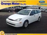 2003 Cloud 9 White Ford Focus SE Wagon #83017305