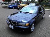 2003 Orient Blue Metallic BMW 3 Series 325xi Sedan #83070880