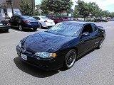 2000 Black Chevrolet Monte Carlo SS #83070879