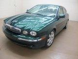 2005 Jaguar X-Type British Racing Green