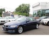 2011 Deep Sea Blue Metallic BMW 3 Series 328i Convertible #83070676