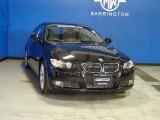 2010 Black Sapphire Metallic BMW 3 Series 335i xDrive Coupe #83070609