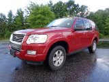 2010 Ford Explorer XLT Data, Info and Specs