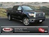 2013 Black Toyota Tundra Platinum CrewMax 4x4 #83070602