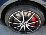 Mercedes-Benz SLS 2013 Wheels and Tires