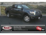 2013 Magnetic Gray Metallic Toyota Tundra Limited CrewMax 4x4 #83070601