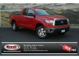 2013 Radiant Red Toyota Tundra SR5 TRD Double Cab 4x4 #83070600