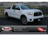 2013 Super White Toyota Tundra TRD Rock Warrior Double Cab 4x4 #83070599