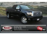 2013 Black Toyota Tundra Limited Double Cab 4x4 #83070597