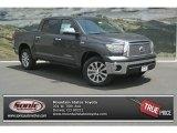 2013 Magnetic Gray Metallic Toyota Tundra Platinum CrewMax 4x4 #83070593