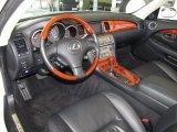 2005 Lexus SC Interiors