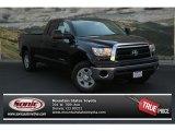2013 Black Toyota Tundra Double Cab 4x4 #83070586