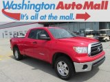 2011 Radiant Red Toyota Tundra TRD Double Cab 4x4 #83070777