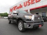 2012 Black Toyota Tundra Limited CrewMax #83070715