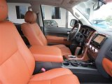 2012 Toyota Tundra Limited CrewMax Front Seat
