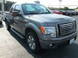2011 Sterling Grey Metallic Ford F150 STX SuperCab #83070710
