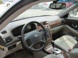 Hyundai XG350 Interiors